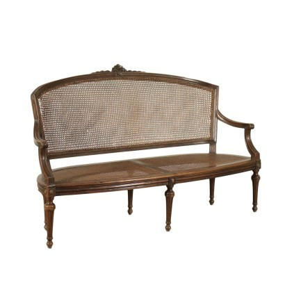 Neoclassical style sofa