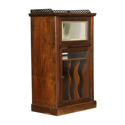 English Record Player Cabinet