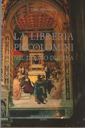The Piccolomini library in Siena Cathedral