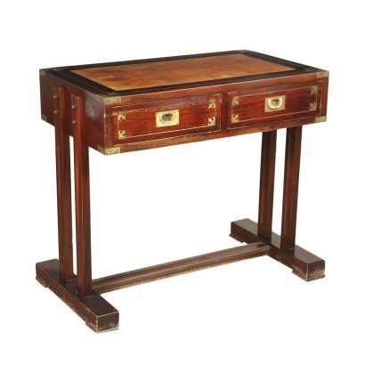 Writing desk in marine style