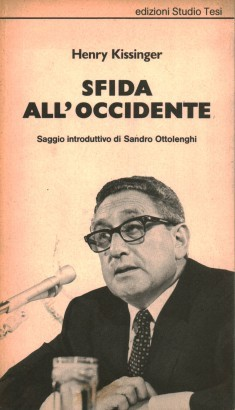 Sfida all'occidente