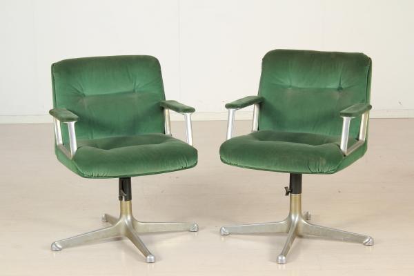 Poltrona Ufficio Anni 60 : Poltrona relax manuale stressless london design anni ed