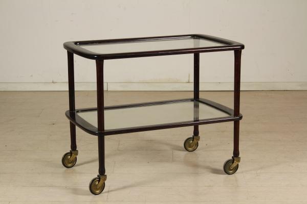 сервировочный столик на колёсах дополнения модернизм