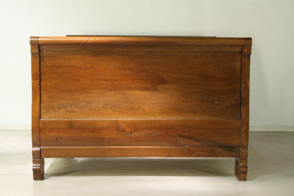 boot bett betten und kopfteile antiquit ten. Black Bedroom Furniture Sets. Home Design Ideas