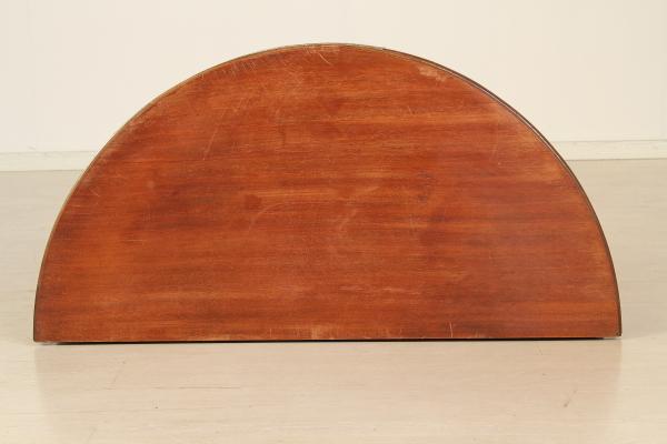 Tavolo Consolle Mezzaluna Allungabile.Tavolo Allungabile Da Parete Mobili In Stile Bottega Del 900