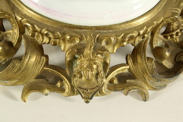 Lampada in porcellana   Lampadari e lumi   Antiquariato   dimanoinmano it -> Lampadari Antichi In Porcellana