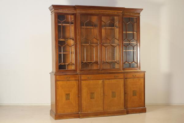 libreria stile inglese mobili in stile bottega del 900