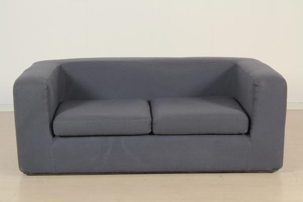 Divano 2 posti zanotta divani modernariato for Divani 2 posti piccoli