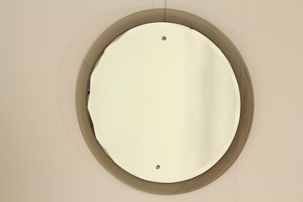 Specchio artemide anni 60 70 complementi modernariato for Specchio unghia anni 70