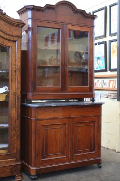Libreria credenze antiquariato - Mobili biedermeier ...