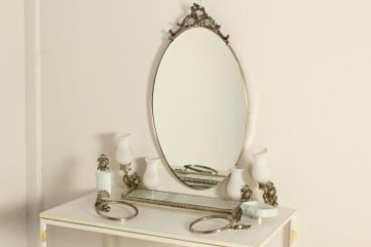 Set accessori da bagno oggettistica modernariato dimanoinmano.it