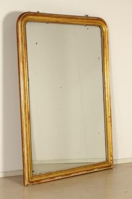 Specchiera dorata specchi e cornici antiquariato - Cornici per specchi ...