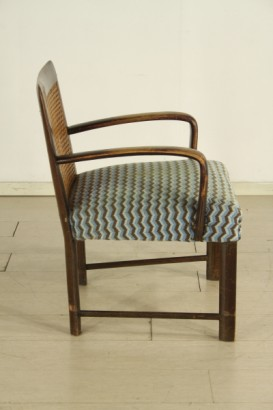 Sedia anni 20 30 sedie modernariato for Sedie design anni 20