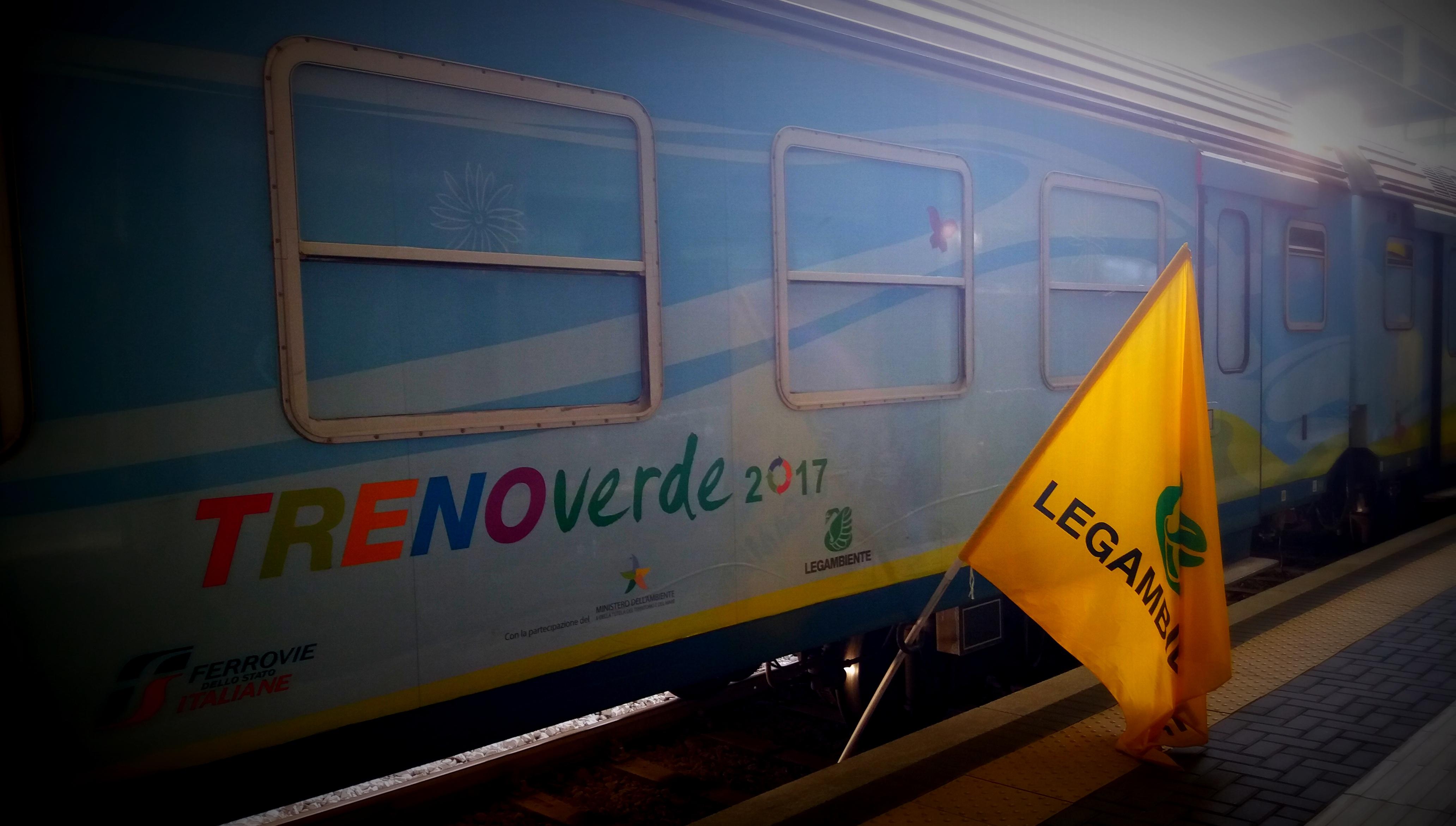 Treno Verde premia i campioni Economia Circolare