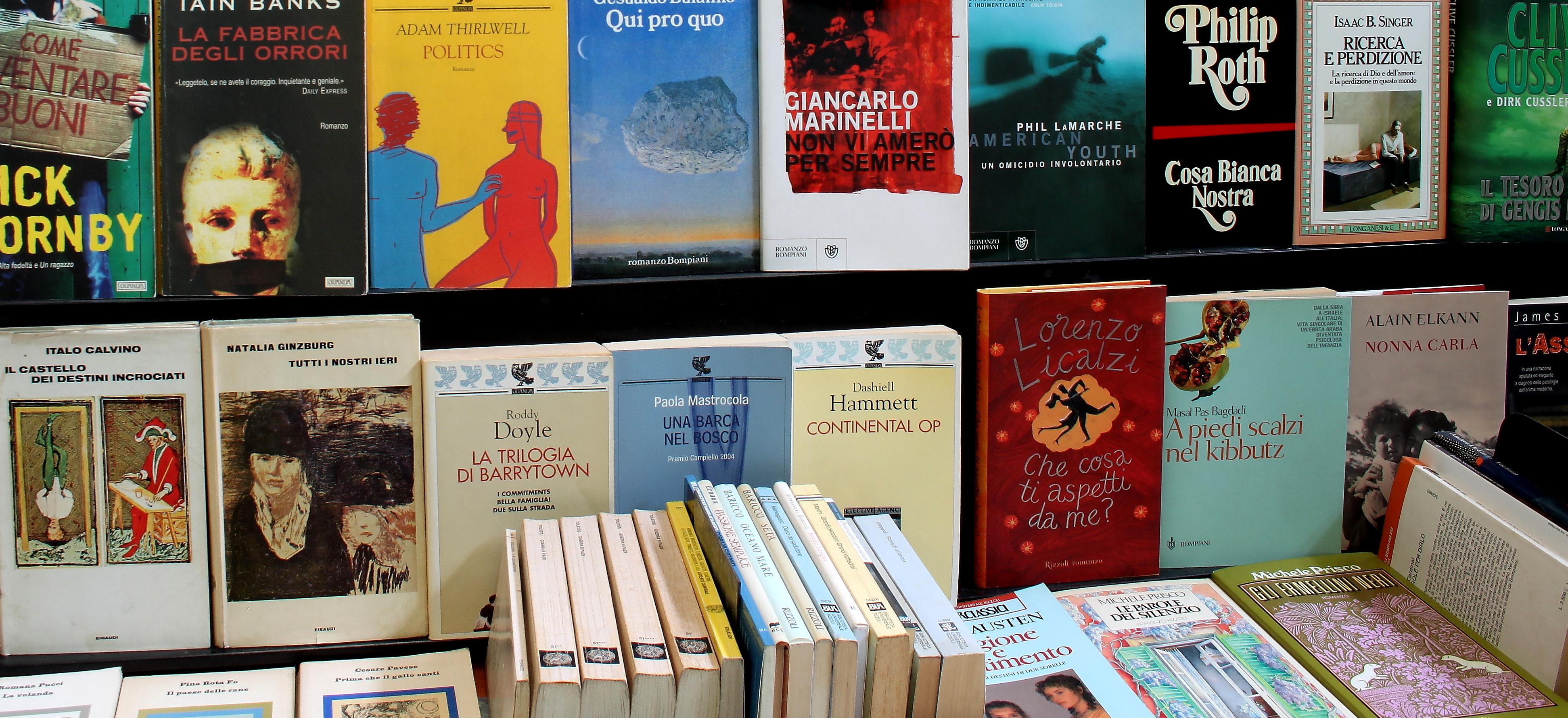 Di Mano in Mano: dove i libri usati sono di casa