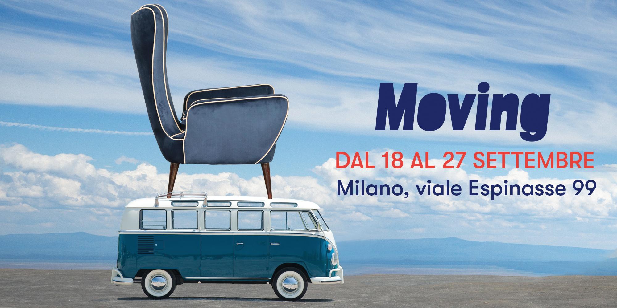 Moving: evento dedicato allo stile italiano del XX secolo