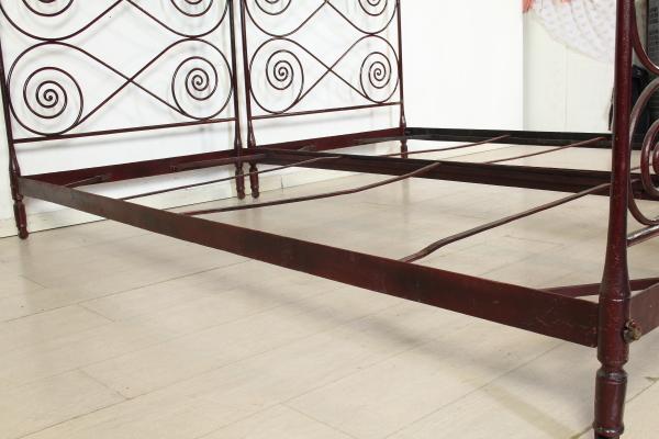 Letti e testate letto matrimoniale ferro battuto - Testate letto in ferro battuto prezzi ...