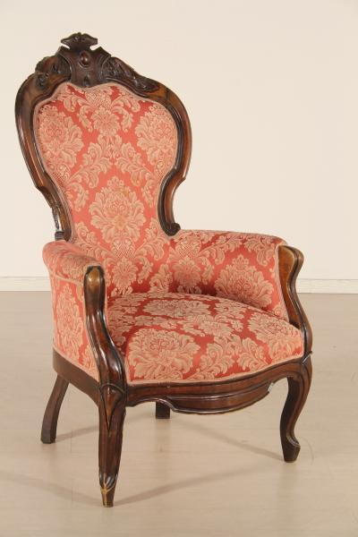 Divani Antichi Luigi Filippo : Sedie poltrone divani poltrona luigi filippo