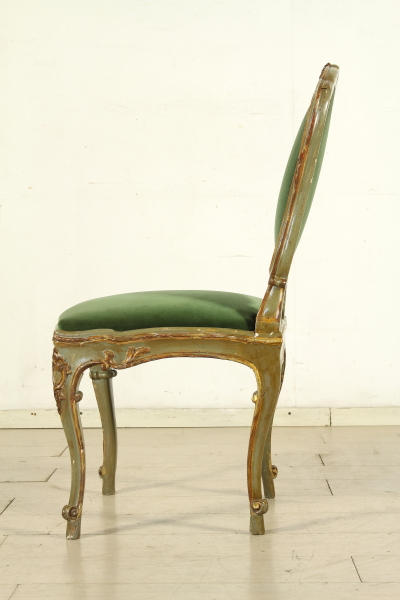 Sedie poltrone divani sedia luigi xv for Sedia horror
