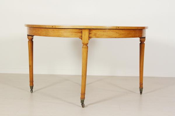 Tavoli tavolo consolle apribile - Tavolo tondo apribile ...