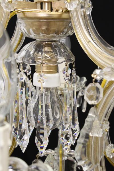 Illuminazione: Lampadario Maria Teresa 13 luci
