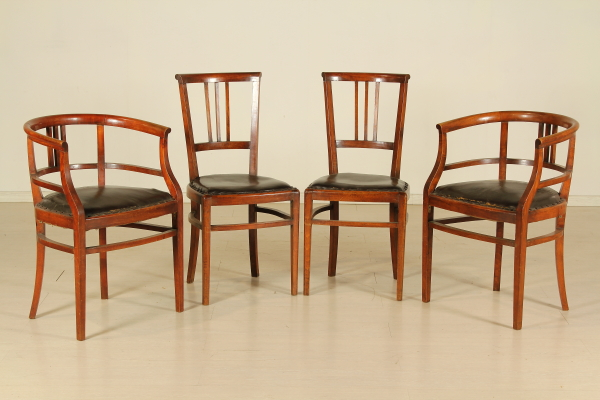 Liberty coppia poltrone e coppia sedie for Poltrone e sedie