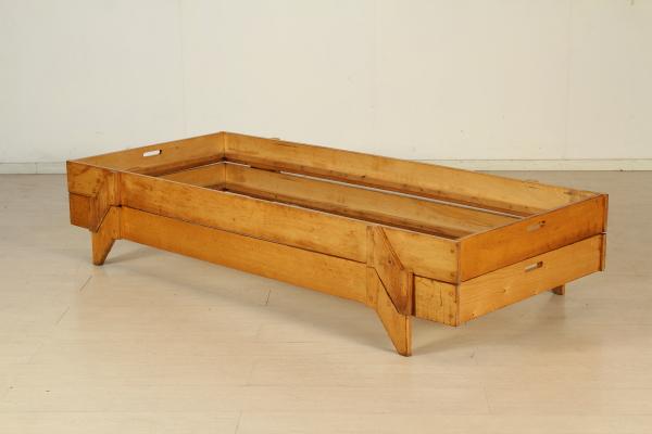 Mobilio letti nello stile di gio ponti - Gio ponti mobili ...