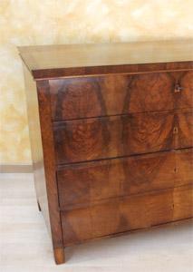 Cassettiera 1830 mercatini dell 39 usato solidale for Mercatino usato mobili milano