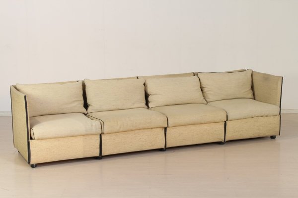 Divano cassina divani modernariato - Divano profondita 70 ...