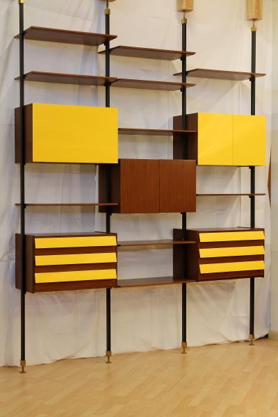 Libreria anni 60 mobilio modernariato - Mobili vintage anni 60 ...
