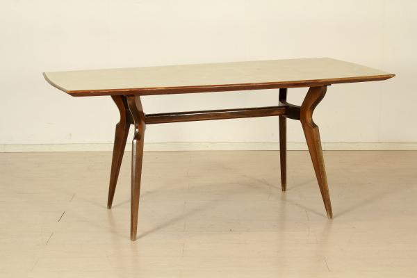 Tavolo anni 50 tavoli modernariato for Tavolo effetto marmo