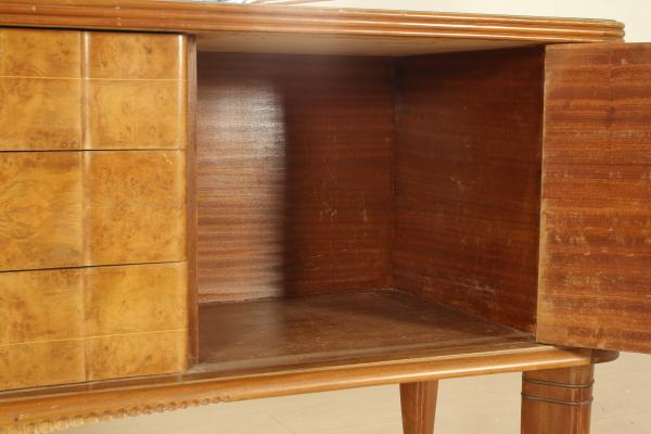 Mobile buffet anni 40 50 mobilio modernariato for Como con specchio anni 40