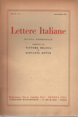 essays on italian