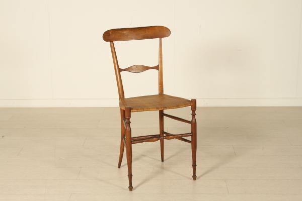 Sedia chiavarina sedie poltrone divani antiquariato - Sedia di chiavari ...