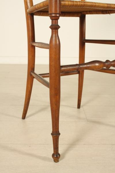 Sedia chiavarina sedie poltrone divani antiquariato - Chiavarina sedia ...