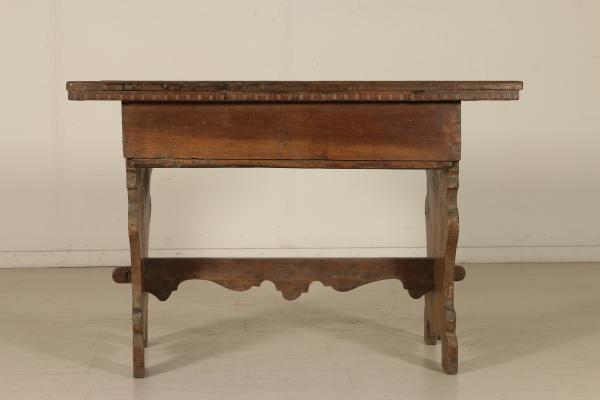 Tavolo a cavalletto tavoli antiquariato - Cavalletto tavolo ...
