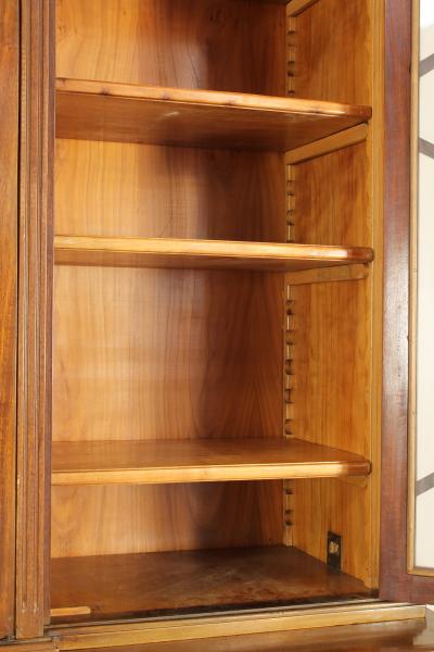 Libreria stile inglese mobili in stile bottega del 900 - Mobili stile inglese bianco ...