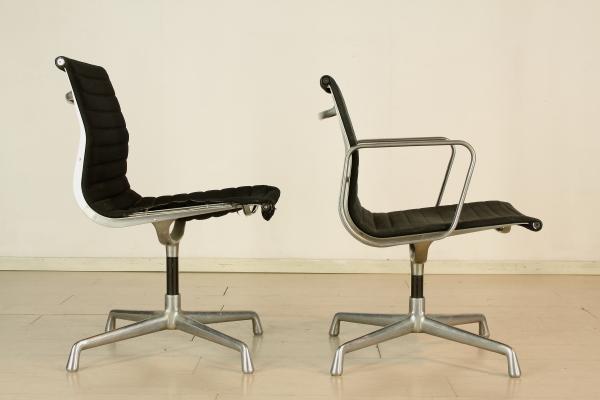 Sedie Charles Eames - Sedie - Modernariato - dimanoinmano.it