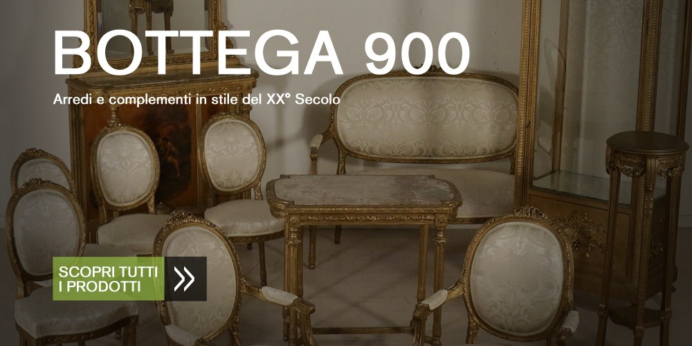 Catalogo Bottega del 900
